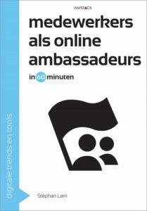 Medewerkers als online ambassadeurs - cover